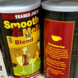 Trader Joe's Smooth & Mellow Blend Coffee