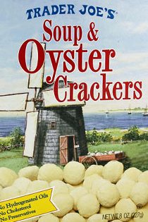 Trader Joe's Oyster Crackers