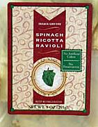 Trader Joe's Spinach Ricotta Ravioli Reviews