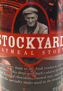 Stockyard Oatmeal Stout