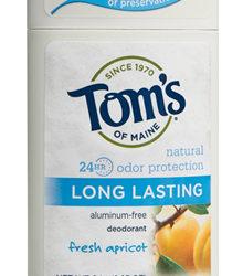 Tom's of Maine Deodorant Reviews