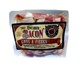 Trader Joe's Uncured Bacon Ends & Pieces