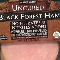 Trader Joe's Uncured Black Forest Ham