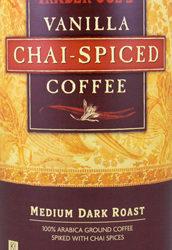 Trader Joe's Vanilla Chai-Spiced Coffee