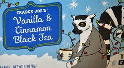 Trader Joe's Vanilla & Cinnamon Black Tea
