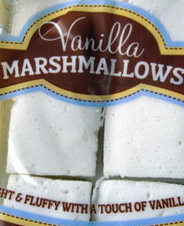 Trader Joe's Vanilla Marshmallows