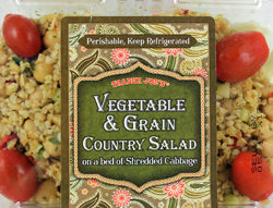 Trader Joe's Vegetable & Grain Country Salad