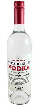 Trader Joe's Versatile Spirit Vodka