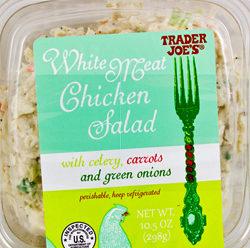 Trader Joe's White Meat Chicken Salad