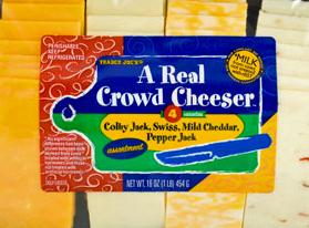 Trader Joe's A Real Crowd Cheeser