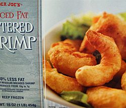 Trader Joe's Battered Shrimp