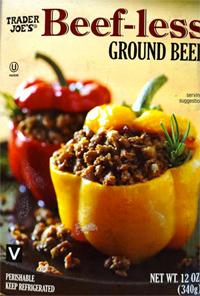 Trader Joe's Beef-less Ground Beef