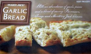 Trader Joe's Garlic Bread