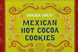 Trader Joe's Mexican Hot Cocoa Cookies
