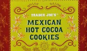 Trader Joe's Mexican Hot Cocoa Cookies