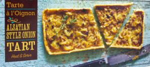 Trader Joe's Tarte a l'Oignon Alsatian Style Onion Tart