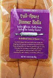 Trader Joe's Pull-Apart Dinner Rolls