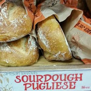 Trader Joe's Sourdough Pugliese Bread