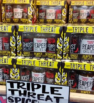 Trader Joe's Triple Threat Spice Gift Set