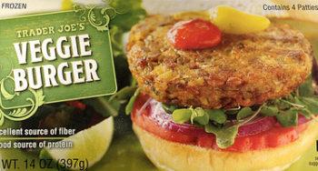 Trader Joe's Veggie Burgers
