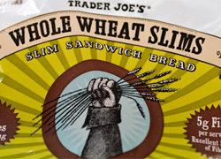 Trader Joe's Whole Wheat Slims