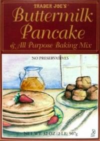 Trader Joe's Buttermilk Pancake & All Purpose Baking Mix