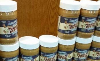 Trader Joe's Creamy No Stir Peanut Butter