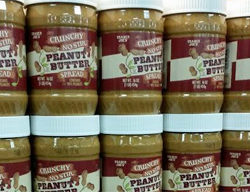 Trader Joe's Crunchy No Stir Peanut Butter