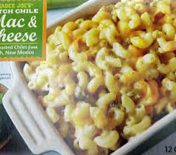 Trader Joe's Hatch Chile Mac & Cheese