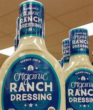 Trader Joe's Organic Ranch Dressing