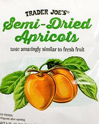 Trader Joe's Semi-Dried Apricots