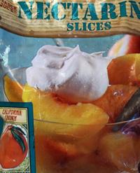 Trader Joe's Frozen Nectarine Slices