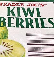 Trader Joe's Kiwi Berries