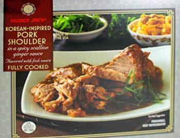 Trader Joe's Korean-Inspired Pork Shoulder