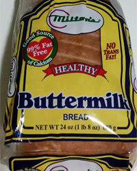 Milton's Buttermilk Bread