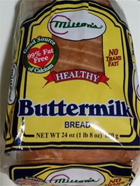 Milton's Buttermilk Bread