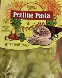 Trader Joe's Perline Pasta & Prosciutto