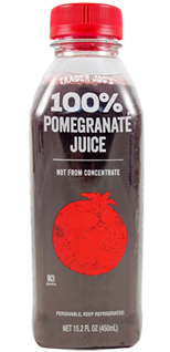 Trader Joe's 100% Pomegranate Juice