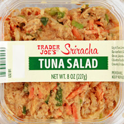 Trader Joe's Sriracha Tuna Salad