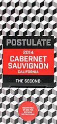 Trader Joe's Postulate Cabernet Sauvignon