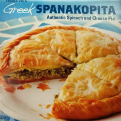 Trader Joe's Greek Spanakopita