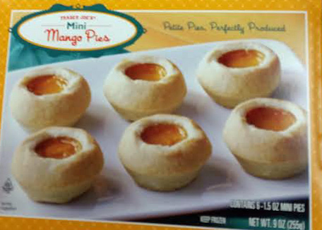 Trader Joe's Mini Mango Pies