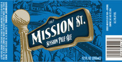 Mission St. Session Pale Ale
