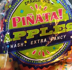 Trader Joe's Pinata Apples