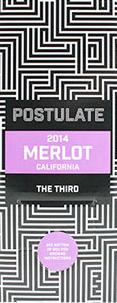 Trader Joe's Postulate Merlot