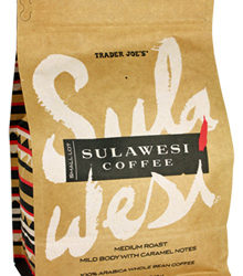 Trader Joe's Sulawesi Coffee