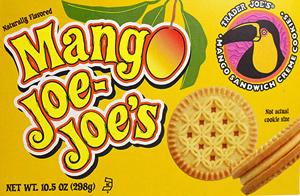 Trader Joe's Mango Joe-Joes