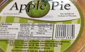 Trader Joe's Apple Pie