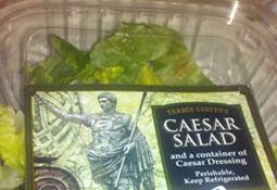 Trader Joe's Caesar Salad