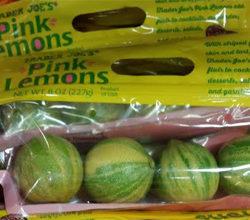 Trader Joe's Pink Lemons